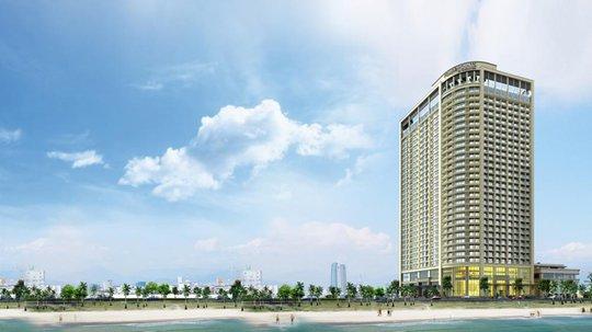 Phối cảnh dự án Alphanam Luxury Danang