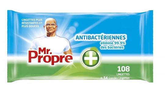 Nhưng ở Pháp và Bỉ, thương hiệu này lại được gọi là Monsieur Propre.