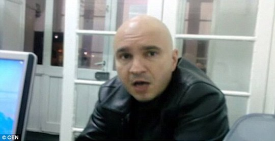Doanh nhân Razvan Dimoftache. Ảnh: CEN