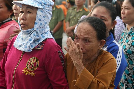 Nếu ngư dân không được bảo vệ, những người mẹ, người vợ của họ luôn trong trạng thái thấp thỏm mỗi lần người thân ra khơi
