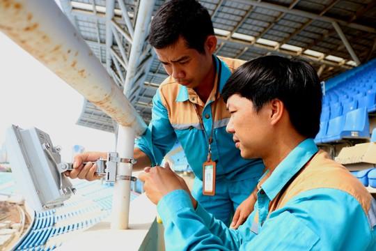 Viettel công bố phát wifi miễn phí tại 17 điểm ở Hà Nội - Ảnh: Lê Mai