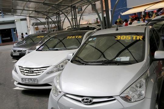 Nguồn gốc xe, giá bán, chất lượng kiểm định đều được công khai cho khách hàng