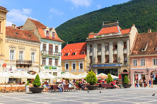 Những thành phố đẹp như thiên đường ở châu Âu