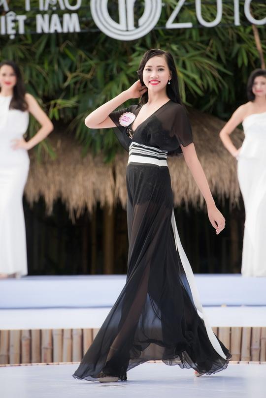 Thí sinh Trần Thị Thùy Trang