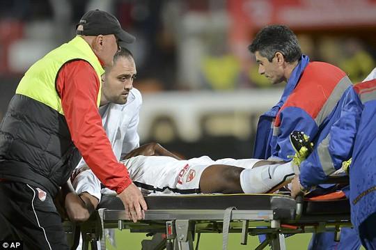 Dù được đưa vào bệnh viện ngay sau đó nhưng Patrick Ekeng vẫn không qua khỏi cơn nguy kịch