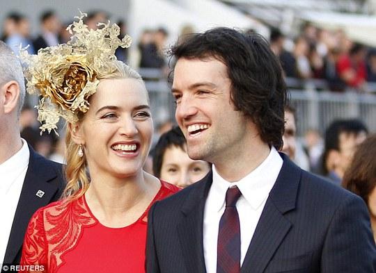 Vợ chồng Kate Winslet