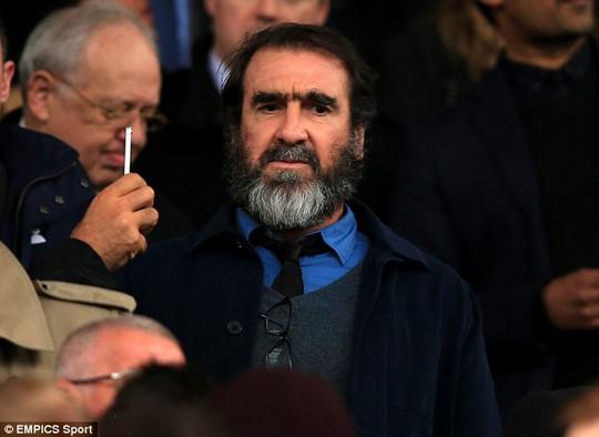 Huyền thoại M.U Eric Cantona