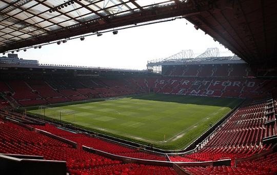 Old Trafford sẵn sàng cho đại chiến