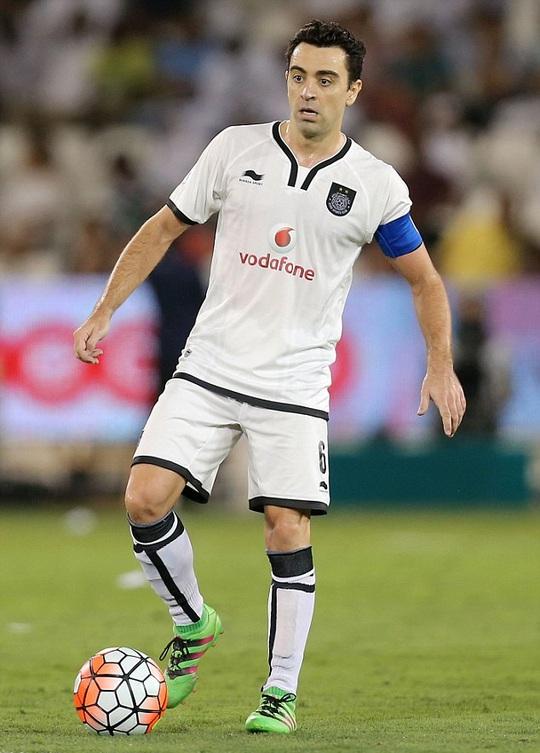 Sau 18 thi đấu cho Barcelona, Xavi quyết định sang CLB Al Sadd (Qatar)