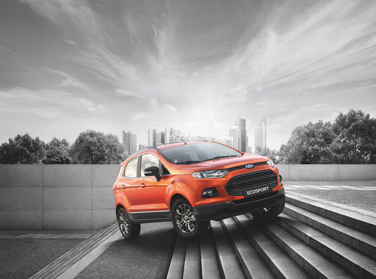Ford EcoSport Titanium phiên bản Black Edition