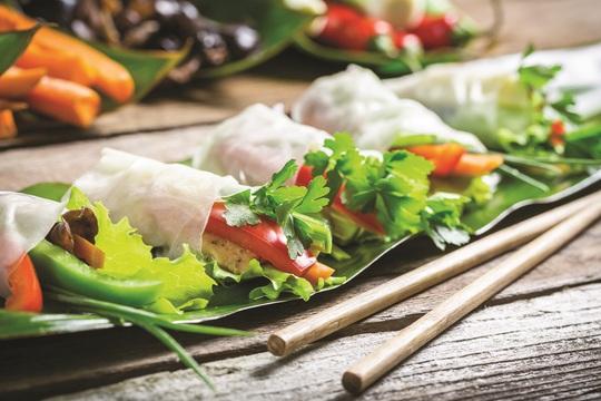 """Ẩm thực Việt đã có sự thay đổi theo quá trình hội nhập với các nền văn hóa khác nhau nhưng vẫn giữ được nét """"hồn Việt"""" rất đặc trưng Ảnh: Shutterstock"""