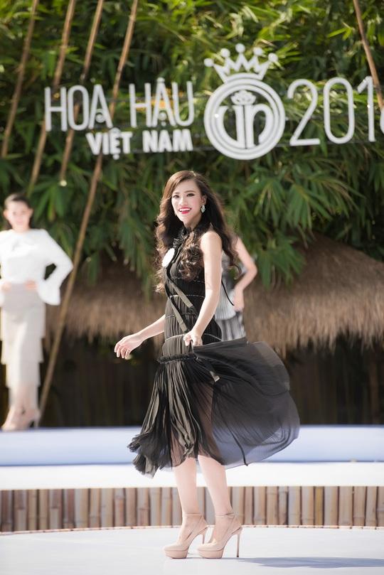 Thí sinh Nguyễn Huỳnh Kim Duyên