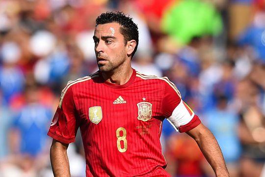 Dù là người Tây Ban Nha nhưng tình yêu của Xavi dành cho bóng đá Anh rất mãnh liệt
