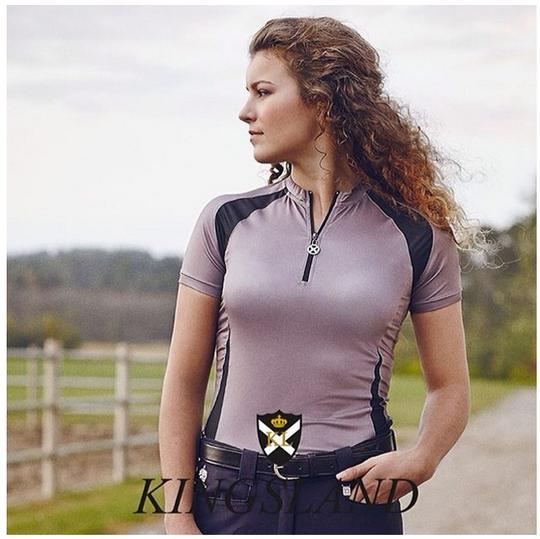 Hãng Kingsland tài trợ trang phục đua cho Alexandra Andresen