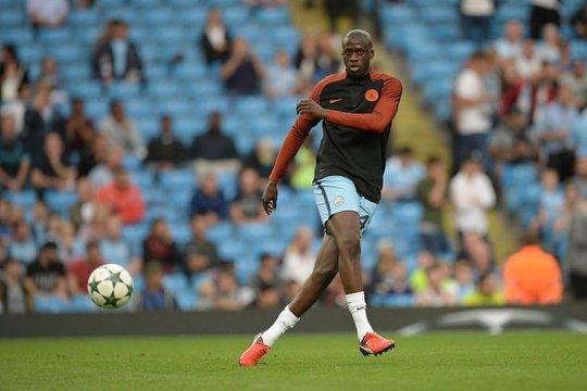 Yaya Toure không được góp mặt ở Champions League