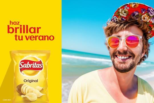 Ở Mexico, snack của hãng này mang tên Sabritas .