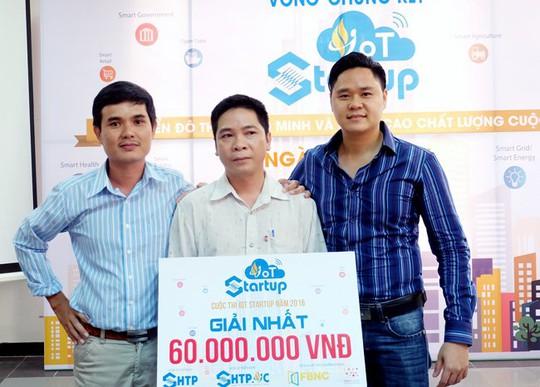 Chung kết IOT Startup 2016