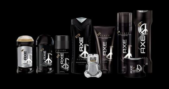 Axe là một trong những nhãn hiệu mùi hương nam bán chạy nhất thế giới . Nhưng không phải ở mọi nơi trên thế giới nó đều được gọi với cái tên đó.
