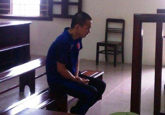 Bị cáo Quách Thanh Hải tại phiên xét xử