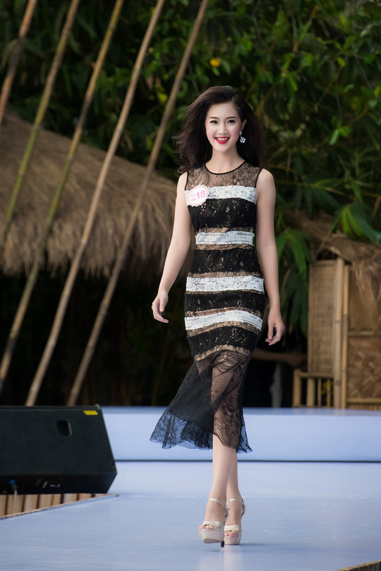 Thí sinh Trần Ngô Thu Thảo