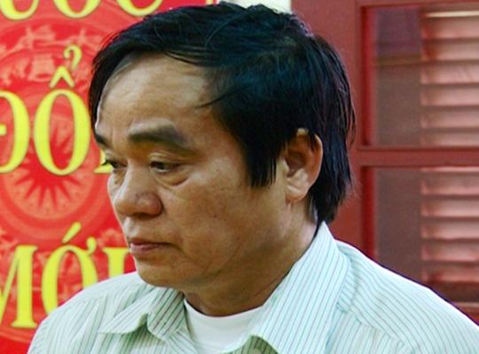 Đang là cán bộ huyện nhưng vì hám lợi, ông Nguyễn Xuân Tỵ đã vướng vòng lao lý