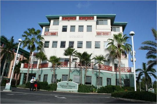 20.000 công ty đăng ký cùng một địa chỉ tại tòa nhà Ugland House trên quần đảo Cayman Ảnh: NEW YORK TIMES