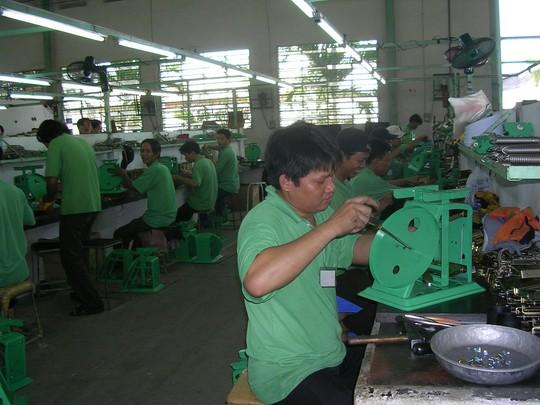 Sự nhạy bén của đội ngũ cán bộ Công đoàn giúp đời sống người lao động tại Công ty TNHH Nhơn Hòa không ngừng được cải thiện