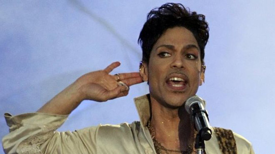 Cố huyền thoại âm nhạc Prince