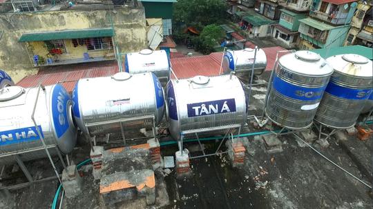 Thực tế, đã có không ít vụ tai nạn thương tâm xảy ra do sự mất an toàn của những bình chứa nước này.