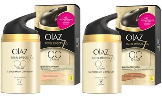 Tại Bỉ, Hà lan, Đức và Italy, Olay có tên Olaz.