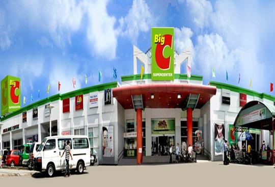 Tỉ phú Thái Lan đang có ý định thâu tóm chuỗi siêu thị Big C Việt Nam