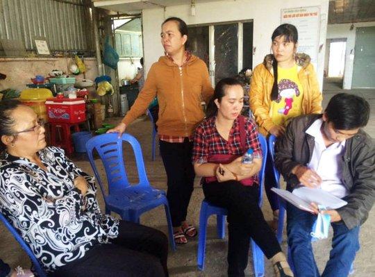 Người thân sản phụ tử vong bất thường đang chờ câu trả lời từ phía Bệnh viện huyện Bình Chánh