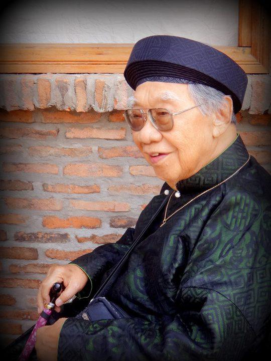 GS.TS Trần Văn Khê. - Ảnh: NSCC