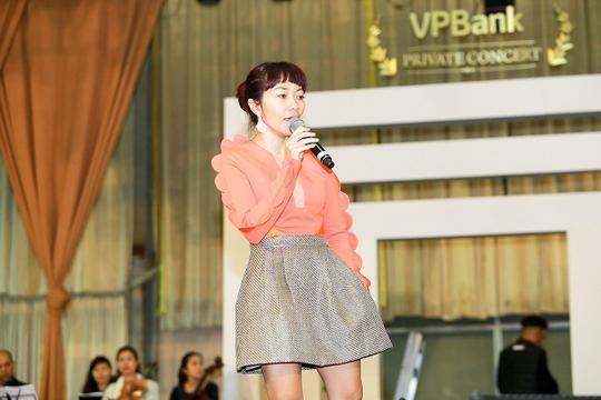 Ca sĩ Trần Thu Hà