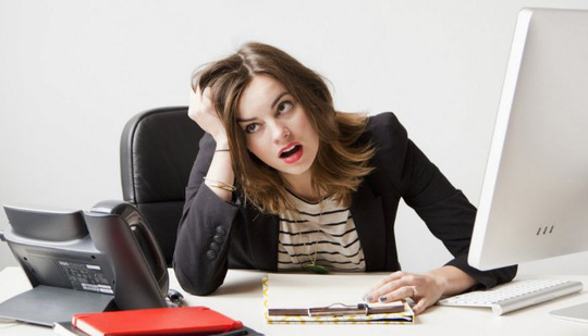 """Stress có thể ảnh hưởng đến việc sản xuất các hormone cần thiết cho hoạt động tình dục cũng như ức chế não bộ, làm phụ nữ """"mất lửa"""" - ảnh INTERNET"""