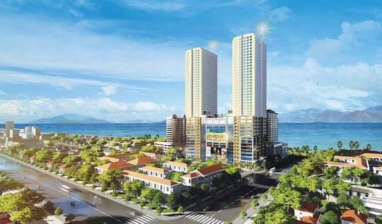 Dự án GoldCoast trên đường Trần Phú, TP Nha Trang của Tập đoàn Thanh Yến sẽ chính thức giới thiệu đến khách hàng vào ngày 17-9