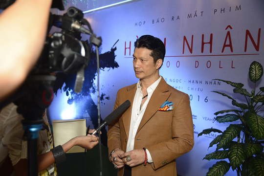Dustin Nguyễn thổ lộ về vai diễn trong phim mới