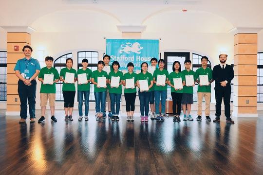 """10 ngày trải nghiệm """"giấc mơ Mỹ"""" của các học sinh Vinschool xuất sắc"""