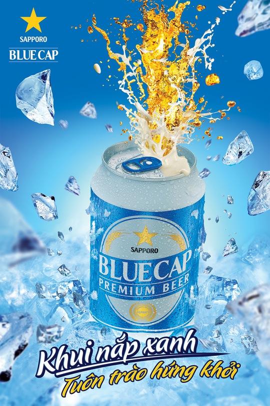 BLUE CAP - sản phẩm chất lượng Nhật dành riêng cho người dùng Việt