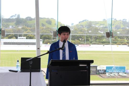 Tristan Pang được tờ National Review của Australia đánh giá là một trong 10 thần đồng có khả năng thay đổi thế giới