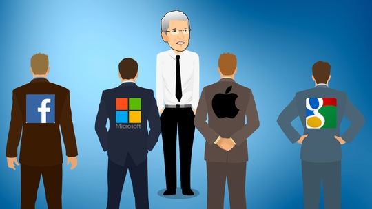 Các doanh nghiệp hàng đầu nước Mỹ luôn có những câu hỏi sáng tạo, bất ngờ dành cho các ứng viên.