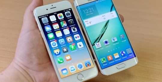 Samsung vượt qua Apple chỉ còn là vấn đề thời gian