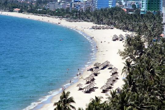 Bãi biển Mỹ Khê - Đà Nẵng Ảnh: Best Price