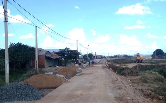 Một công trình do BQL dự án huyện Phú Thiện đầu tư xây dựng