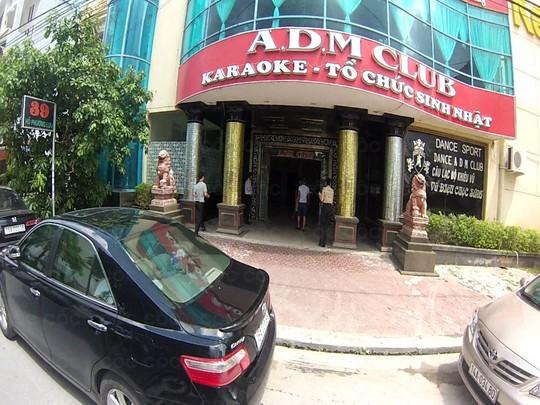 Quán karaoke ADM Club