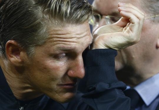 Cựu tuyển thủ Đức vừa có ngày chia tay xúc động với đội tuyển quốc gia