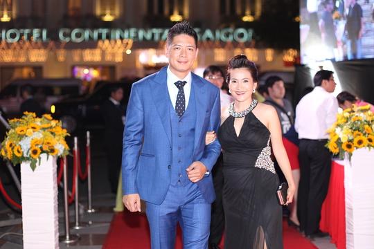 Bình Minh và vợ