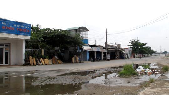 Dự án ga Bình Triệu kéo dài 14 năm qua ảnh hưởng đến hơn 15.000 người