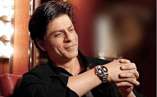Nam diễn viên Shah Rukh Khan, siêu sao Bollywood
