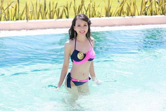 Thí sinh Bùi Khánh Linh